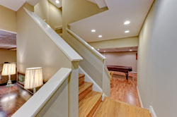 Stairs - Basement Remodel